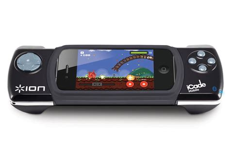 iphone controller icade mobile controller for iphone and ipod touch