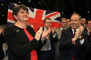 DUP website CRASHES after speculation about Tory coalition ...