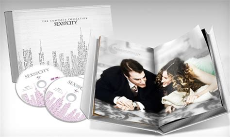 99 For The Sex And The City Dvd Collection Groupon