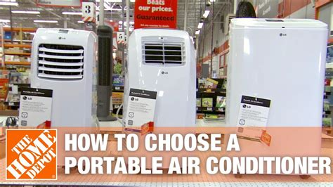 portable air conditioners youtube