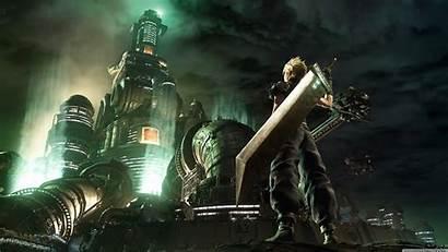 Remake Fantasy Final Vii Ffviir 4k Uhd