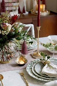 My, 2018, Christmas, Dinner, Table, Setting