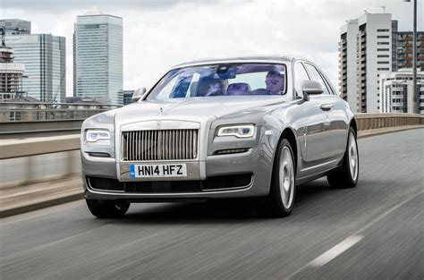 Review Rolls Royce Ghost by Rolls Royce Ghost Review 2017 Autocar