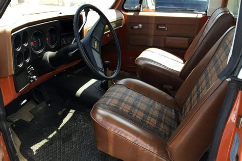 1975 Chevrolet K5 Blazer