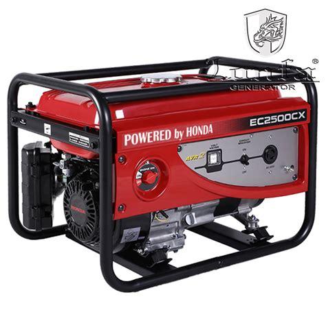 2.2kva Honda Type Gasoline Generator (ec2500cx)