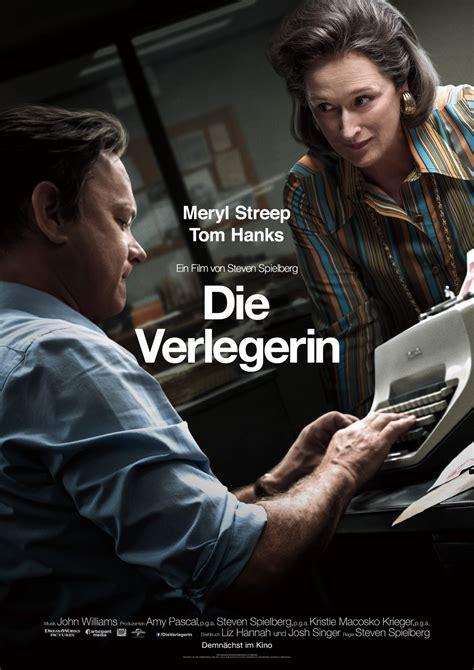 Die Verlegerin  Film 2017 Filmstartsde