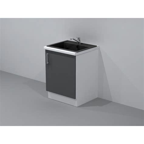 porte meuble sous evier cuisine meuble sous évier de cuisine largeur 60cm