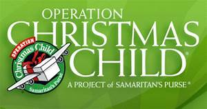 Operation Christmas Child | St. John's Lutheran School in ...