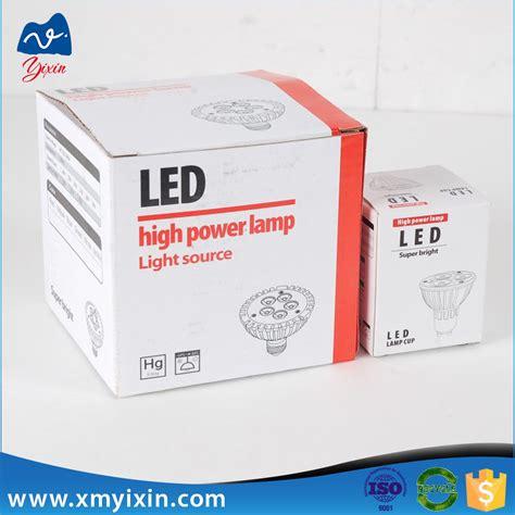 e27 led candle light bulb box packaging design buy light
