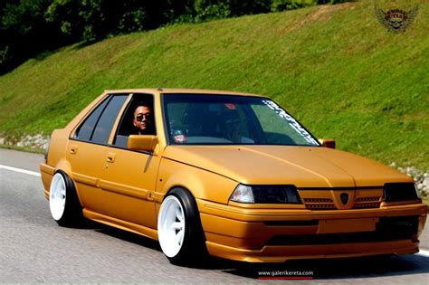 Proton Car : Awesome Iswara Lmst Modified