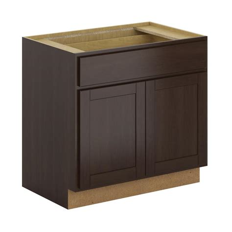 oak kitchen cabinets home depot assembled 36x34 5x24 in base kitchen cabinet in
