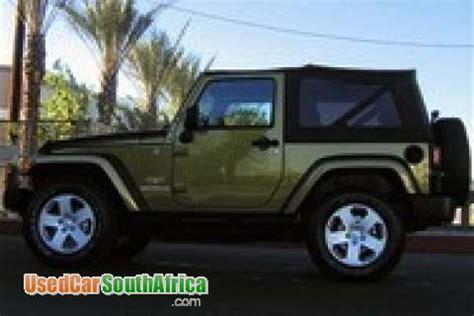 jeep wrangler  car  sale  gauteng south africa usedcarsouthafricacom