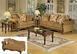 Living Room Collection by French Provincial Serta Living Room Collection AC10 Provincial