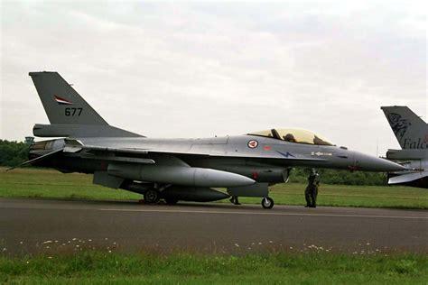 Luftforsvaret: General Dynamics F-16 AM / BM Fighting Falcon