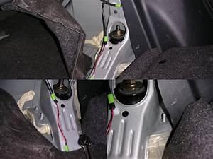 Install Rear Strut Bar