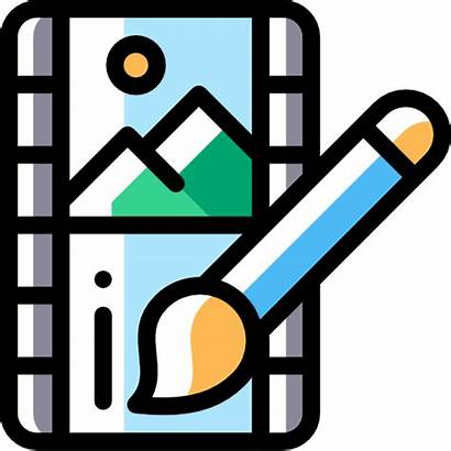 Editor Gratis Icono Icons