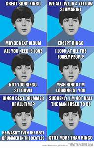 Funny Beatles Q... Beatles Bes Quotes