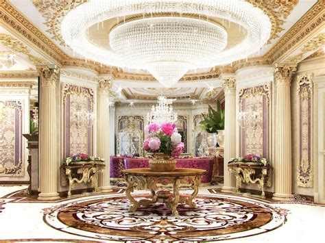 Home Design Qatar : Professional Living Room Interior Designs In Qatar By