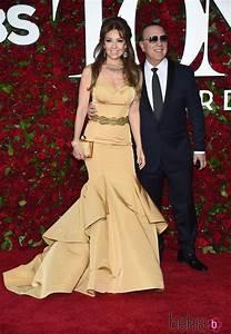 Thalia Y Tommy Mottola En Los Premios Tony 2016 Fotos En