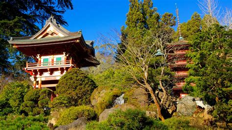 japanese tea garden san francisco california attraction