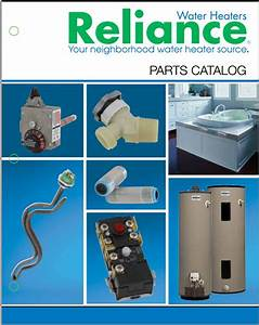 Reliance Replacement Water Heater Parts  Accesories And