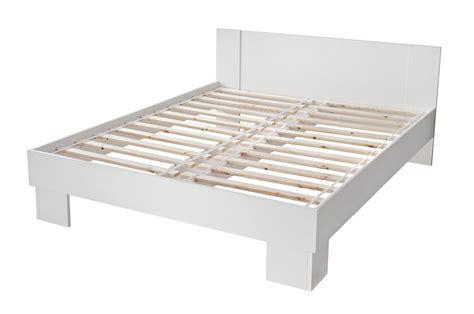 lit 2 places pas cher bois 140x200 cm 1 cbc meubles