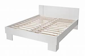 Lit 2 Places But : lit 2 places pas cher bois 140x200 cm wild 1 cbc meubles ~ Teatrodelosmanantiales.com Idées de Décoration