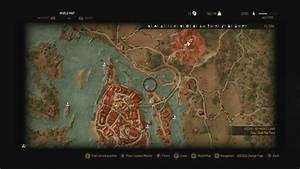 All Bomb Diagrams Location  Witcher 3  Wild Hunt