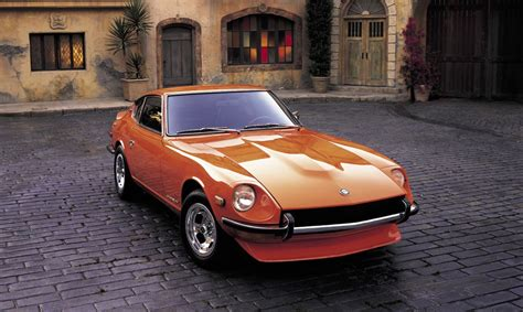 1970  1978 Nissan Zcar 240z, 260z And 280z Review Top