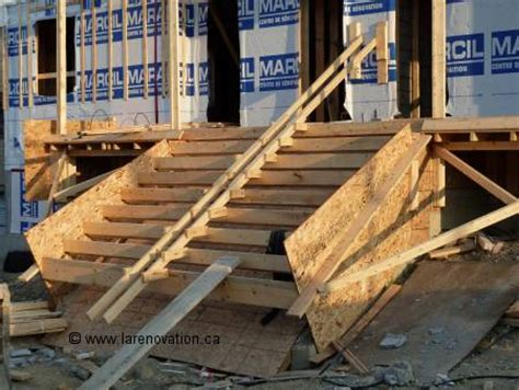 comment faire un escalier en beton comment faire le coffrage d un escalier en b 233 ton maison escalier en beton