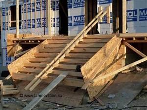 Comment Faire Des Marches Dans Un Talus : fabriquer un escalier de b ton ~ Melissatoandfro.com Idées de Décoration