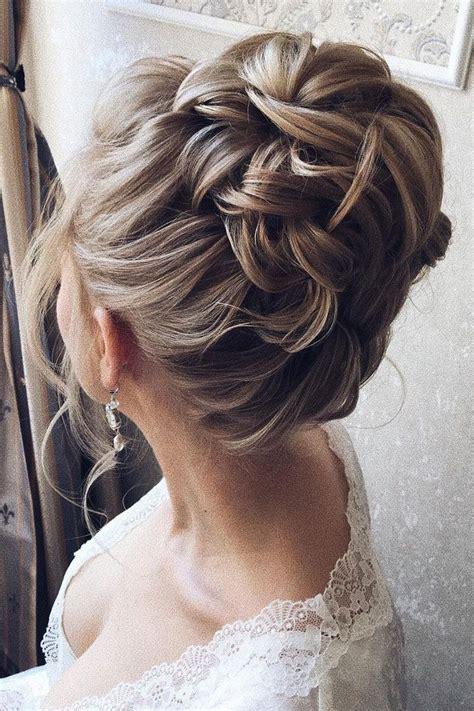beautiful wedding hair updo hairstyle  inspire