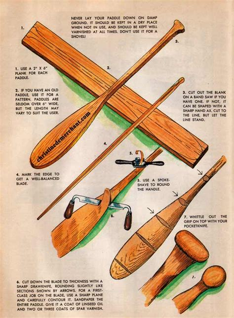 Types Of Boats With Paddles by Links To Free Canoe And Kayak Boat Plans Autos Post