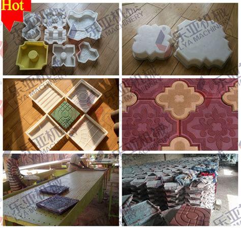 sale plastic mould molds for interlock concrete paver