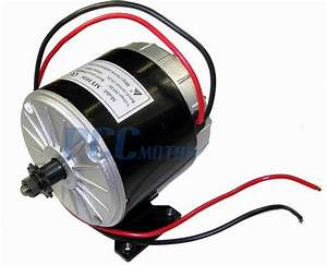 24 Volt 350 Watt Electric Motor My1016 For Razor Mx350
