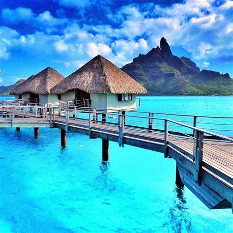 A Favourite Le Meridien Resort Bora Bora French