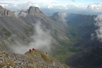 rainier ridge rams u2022 the serpentine ridge of the twin sisters range near