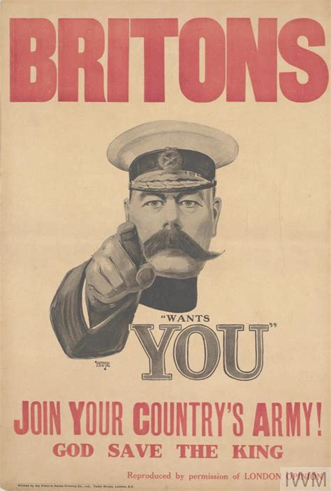 country boy kitchener menu world war recruitment posters imperial war museums 5939