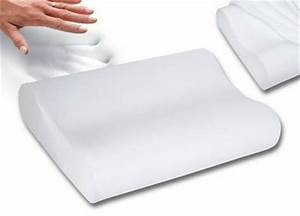 Top 10 best pillows for severe neck pain for Best memory foam pillow for neck pain