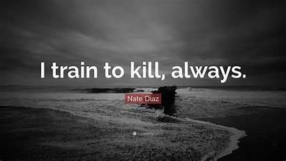 Diaz Nate Wallpapers Kill Train Martial Arts