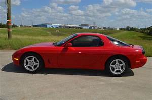 Mazda Rx-7 Red With For Sale  For Sale