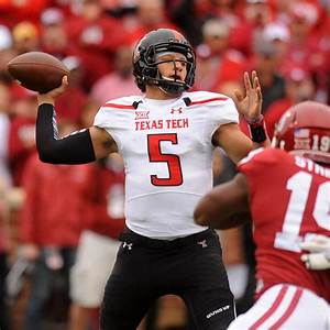 Patrick Mahomes Is The Future Of College Football39s Spread