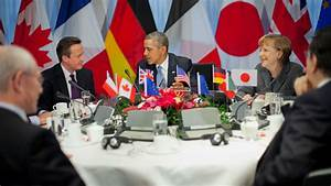 G7 Nations Isolate Russia, Back Out of Sochi Summit