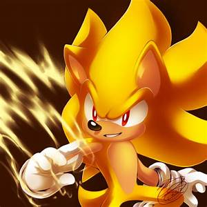 Sonic the Hedgehog images Super Sonic HD wallpaper and ...
