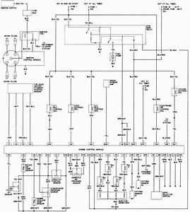 95 Honda Civic Wiring Diagram