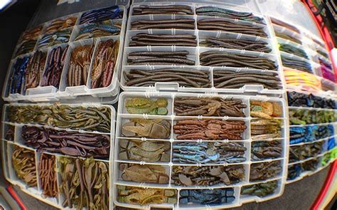 recipe  hardplastic fishing lures variety