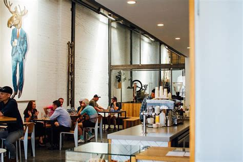 There's one below bryant park on 40th st and another in the bottom of rockefeller center. The 10 best coffee spots in Melbourne