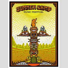 Summer Camp Music Festival  Chillicothe, Il  2013  Scraped Knee