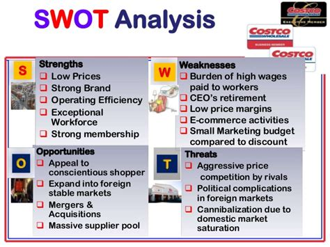 Case Study: Costco Wholesale in 2008: Mission, Business ...