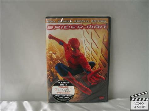 Spider-man (dvd, 2002, 2-disc Set, Special Edition F